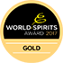 world spirits award gold